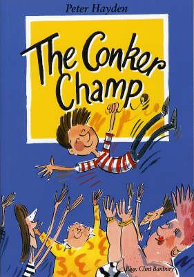 The Conker Champ - Stringy Simon series v. 4 (Paperback)