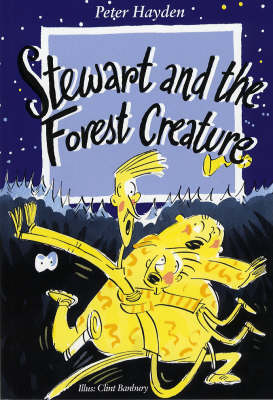 Stewart and the Forrest Creature - Stringy Simon series v. 5 (Paperback)