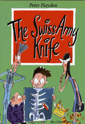 The Swiss Army Knife - Stringy Simon series v. 6 (Paperback)