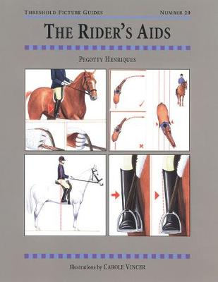 The Rider's Aids - Threshold Picture Guide (Paperback)