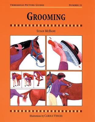 Grooming - Threshold Picture Guide No.21 (Paperback)