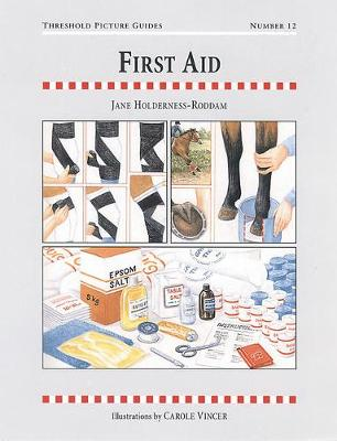 First Aid - Threshold Picture Guide (Paperback)