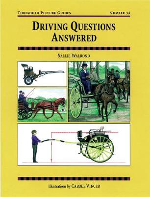 Driving Questions Answered - Threshold Picture Guide (Paperback)