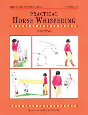 Practical Horse Whispering - Threshold Picture Guide (Paperback)