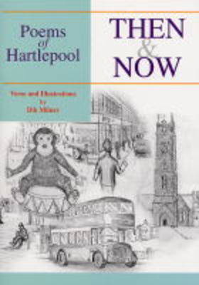 Poems of Hartlepool: Then and Now (Paperback)