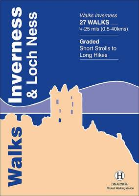 Walks Inverness and Loch Ness (Paperback)