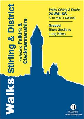 Walks Stirling and District (Paperback)
