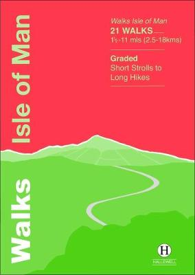 Walks Isle of Man - Hallewell Pocket Walking Guides 57 (Paperback)