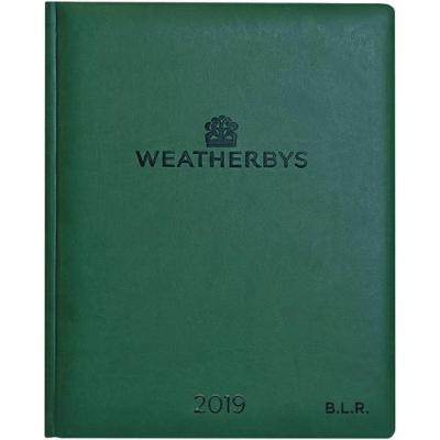 Weatherbys Desk Diary 2019 (Hardback)