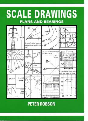 Scale Drawings, Plans and Bearings (Paperback)