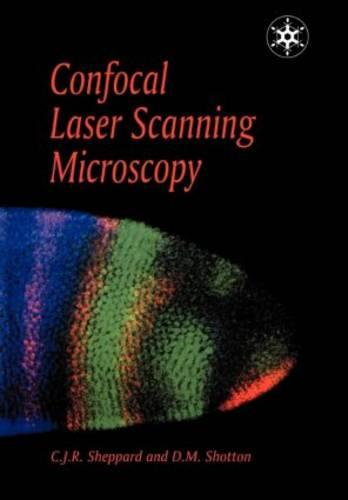 Confocal Laser Scanning Microscopy (Paperback)