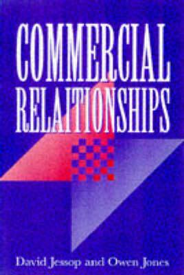 Commercial Relationships - Tudor Business Publishing S. (Paperback)