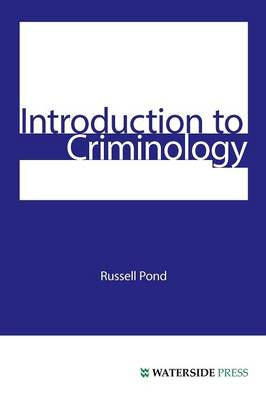 Introduction to Criminology - Introductory Series (Paperback)