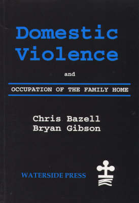 Domestic Violence and Occupation of the Family Home (Paperback)