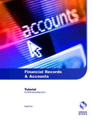 Financial Records and Accounts Tutorial (Paperback)