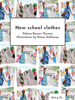 New School Clothes - Literacy for Active Citizenship Series (Paperback)