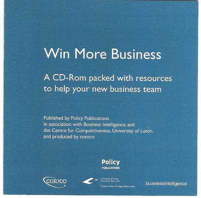Winning New Business Resource Pack: A Four-part Best Practice Resource Pack to Boost Your Success Rate