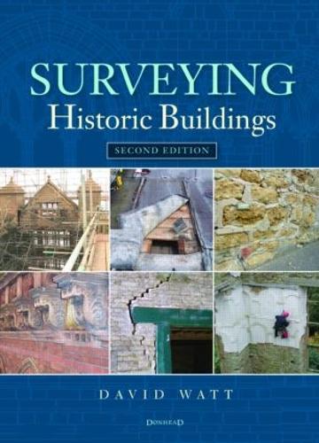 Surveying Historic Buildings (Hardback)
