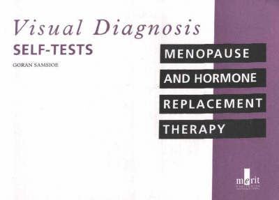 Visual Diagnosis Self-Tests on Menopause and Hormone Replacement Therapy (Paperback)