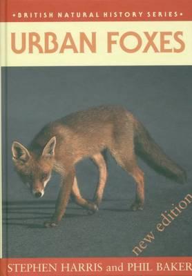 Urban Foxes - British Natural History Series (Hardback)