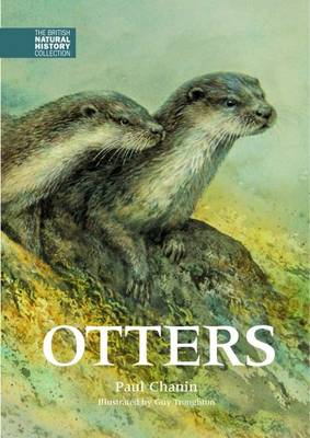 Otters - The British Natural History Collection 2 (Hardback)