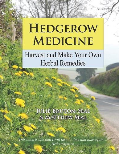 Hedgerow Medicine: Harvest and Make your own Herbal Remedies (Hardback)