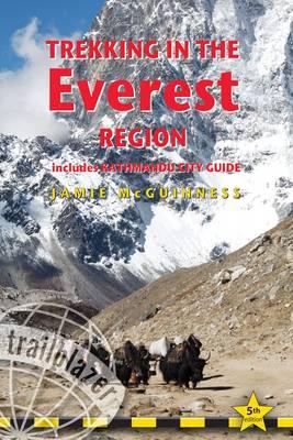 Trekking in the Everest Region (Paperback)