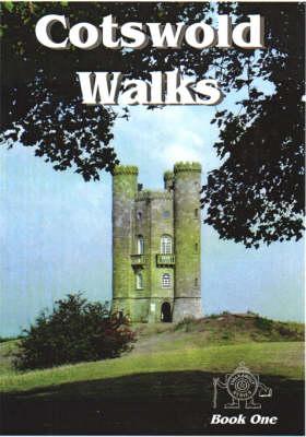 """Echo's"" Cotswold Walks: Cotswold Walks Book One - Walkabout (Paperback)"