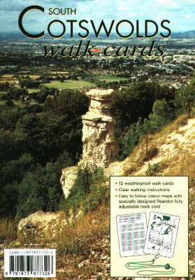 Cotswold WalkCards: South - Walkabout (Paperback)