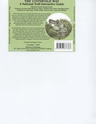 The Cotswold Way: A National Trail Interactive Guide - Walkabout (CD-ROM)