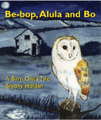 Be - Bop Alula and Bo: A Barn Owl's Tale (Paperback)