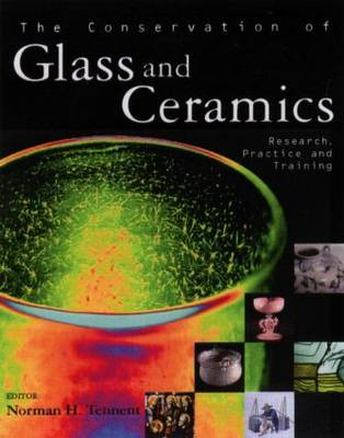 The Conservation of Glass and Ceramics: Research, Practice and Training (Paperback)