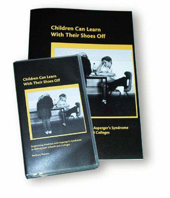 Children Can Learn with Their Shoes Off!: Supporting Young People with Asperger's Syndrome in Mainstream Schools and Colleges