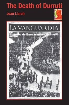 The Death of Durruti (Paperback)