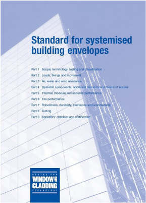Standard for Systemised Building Envelopes (Paperback)