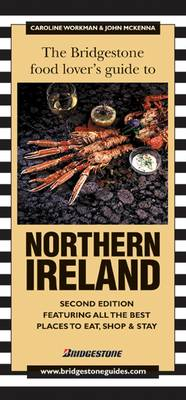 The Bridgestone Food Lover's Guide to Northern Ireland (Paperback)