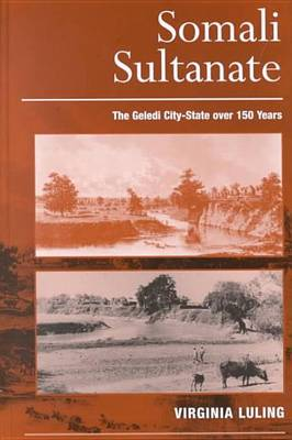 A Somali Sultanate: The Geledi City-state Over 150 Years (Hardback)
