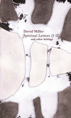 Spiritual Letters (1-11): And Other Writings (Paperback)