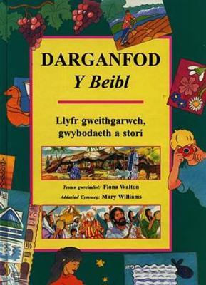 Darganfod y Beibl - Llyfr Gweithgarwch, Gwybodaeth a Stori (Hardback)