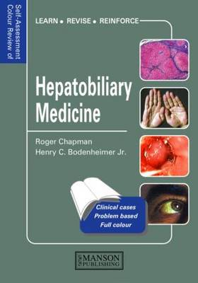 Hepatobiliary Medicine - Medical Self-Assessment Color Review Series (Paperback)