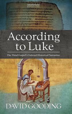 According to Luke (Hardback)
