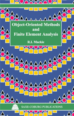 Object Oriented Methods and Finite Element Analysis (Hardback)