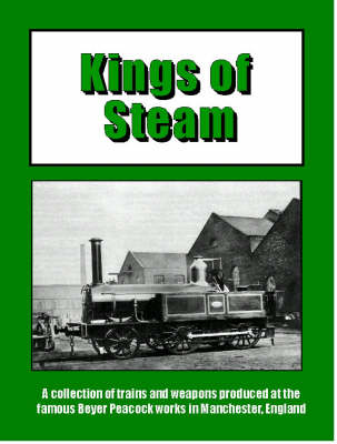 Kings of Steam (Paperback)