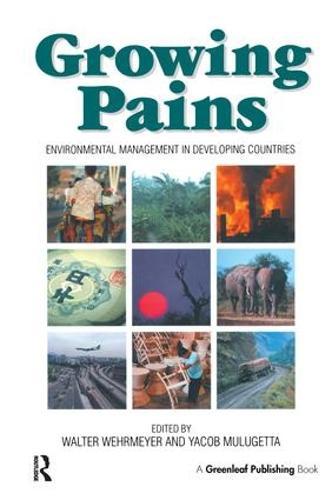 Growing Pains: Environmental Management in Developing Countries (Hardback)