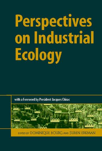 Perspectives on Industrial Ecology (Hardback)