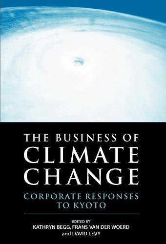 The Business of Climate Change: Corporate Responses to Kyoto (Hardback)
