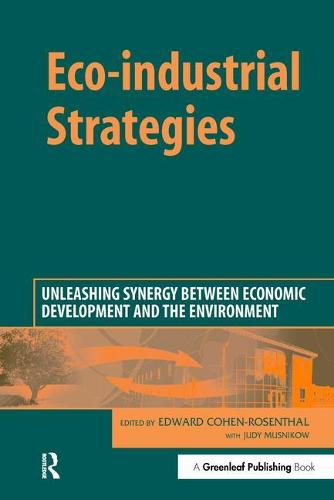 Eco-industrial Strategies: Unleashing Synergy between Economic Development and the Environment (Hardback)