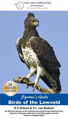 Spotter's guide: Birds of the Lowveld (Paperback)