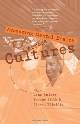 Assessing Mental Health Across Cultures (Paperback)