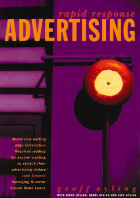 Rapid Response Advertising (Paperback)